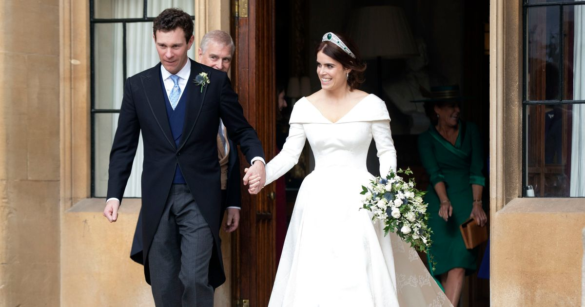 Princess Eugenie's wedding diss by Zara Tindall uncovered by lip reader