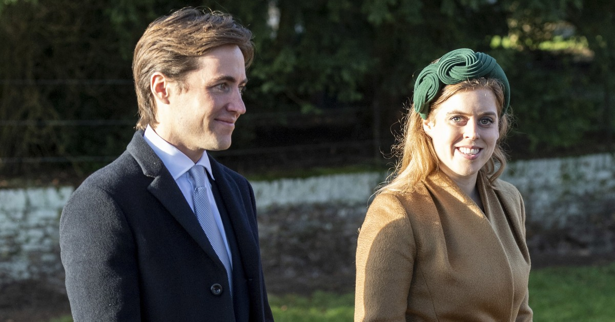 Queen's granddaughter Princess Beatrice pregnant with first child