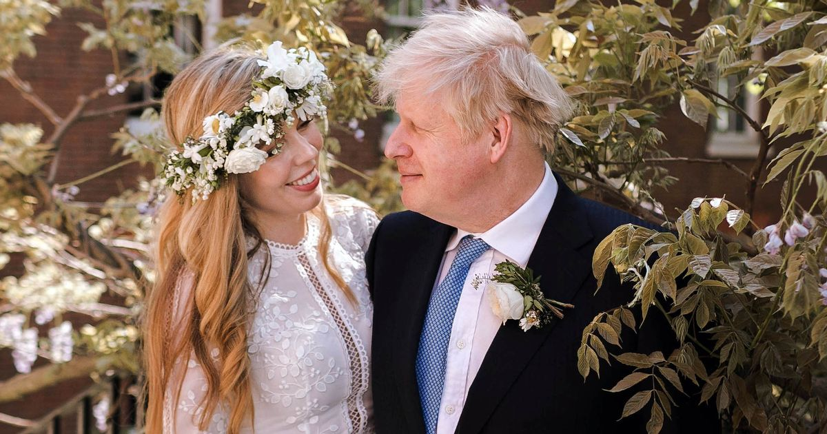 Reason twice-divorced Boris was allowed to marry in a Catholic church