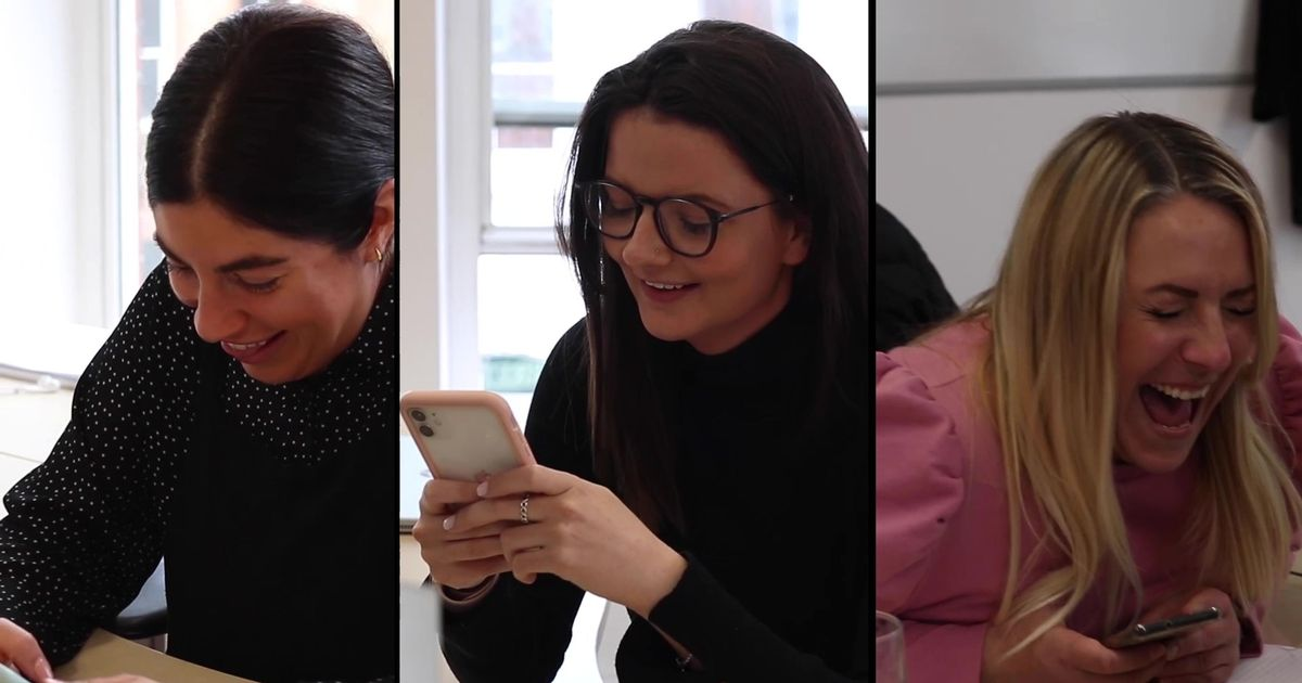 Recruiters produce video poking fun at 'work from home' habits in office