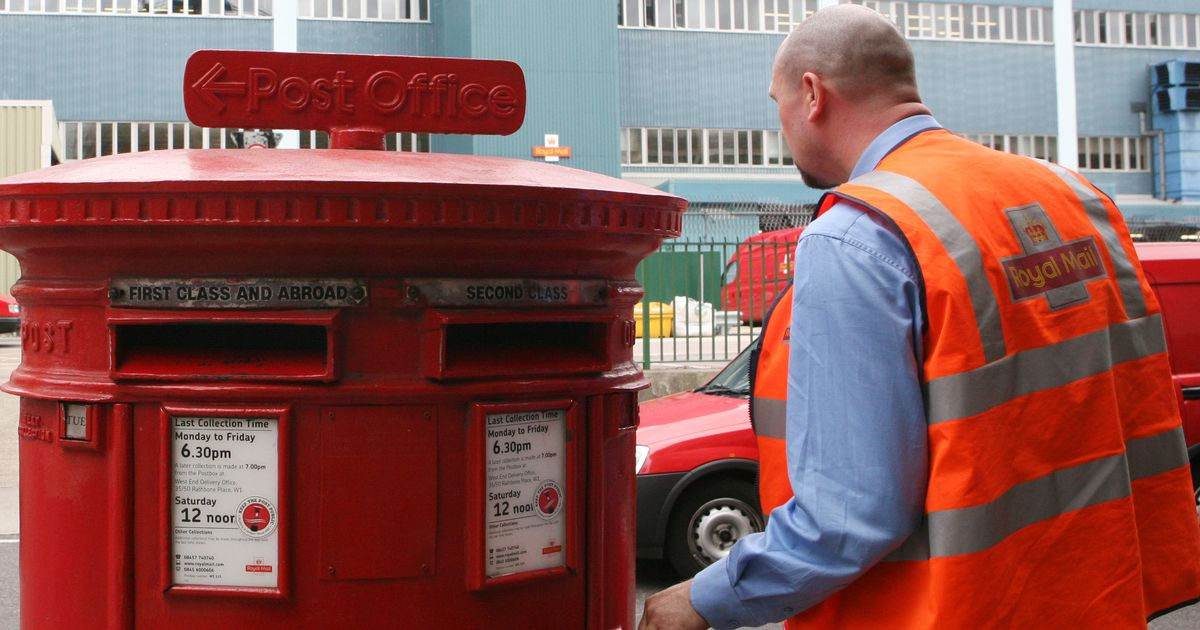 Royal Mail scam texts on the increase as Brits issued fresh warning