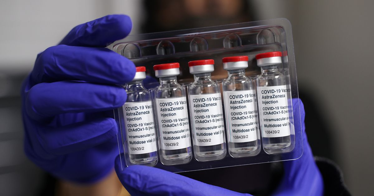 Second doses of coronavirus vaccines to be accelerated for over-50s