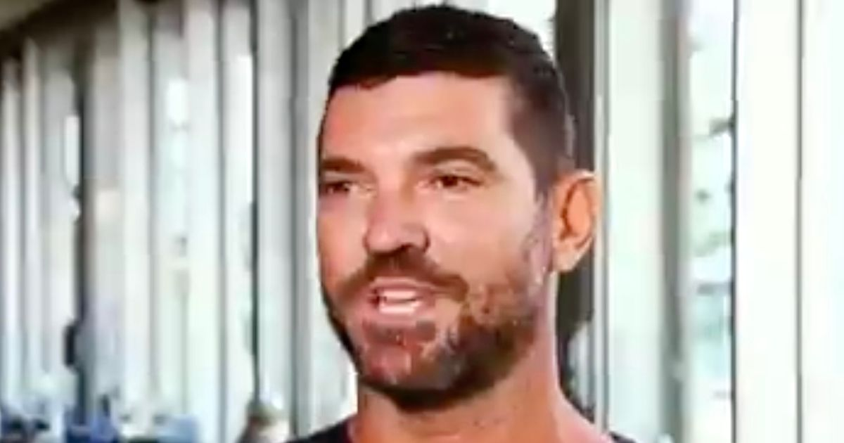 Shark attack survivor says beast was like 'dog trying to get grip of a bone'