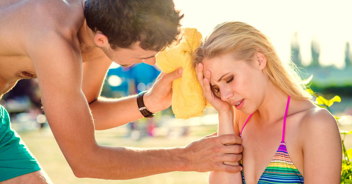 Signs of heatstroke you need to be aware of and how to treat it