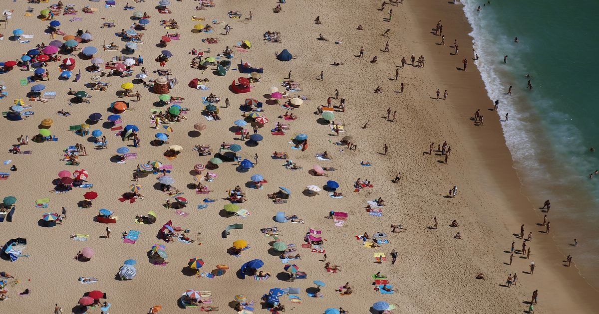 Spain and Greece may not be on summer holiday list announced this week