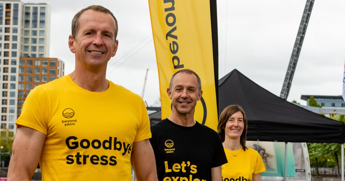 Swimmers given massive boost by game-changing Triathlon England initiative