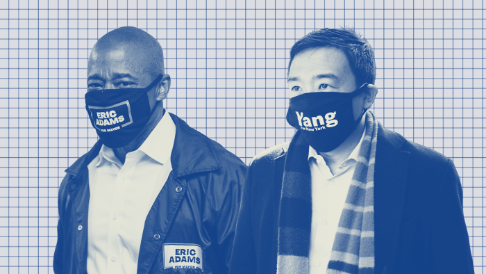 The New York Mayoral Election Is No Longer Andrew Yang's To Lose