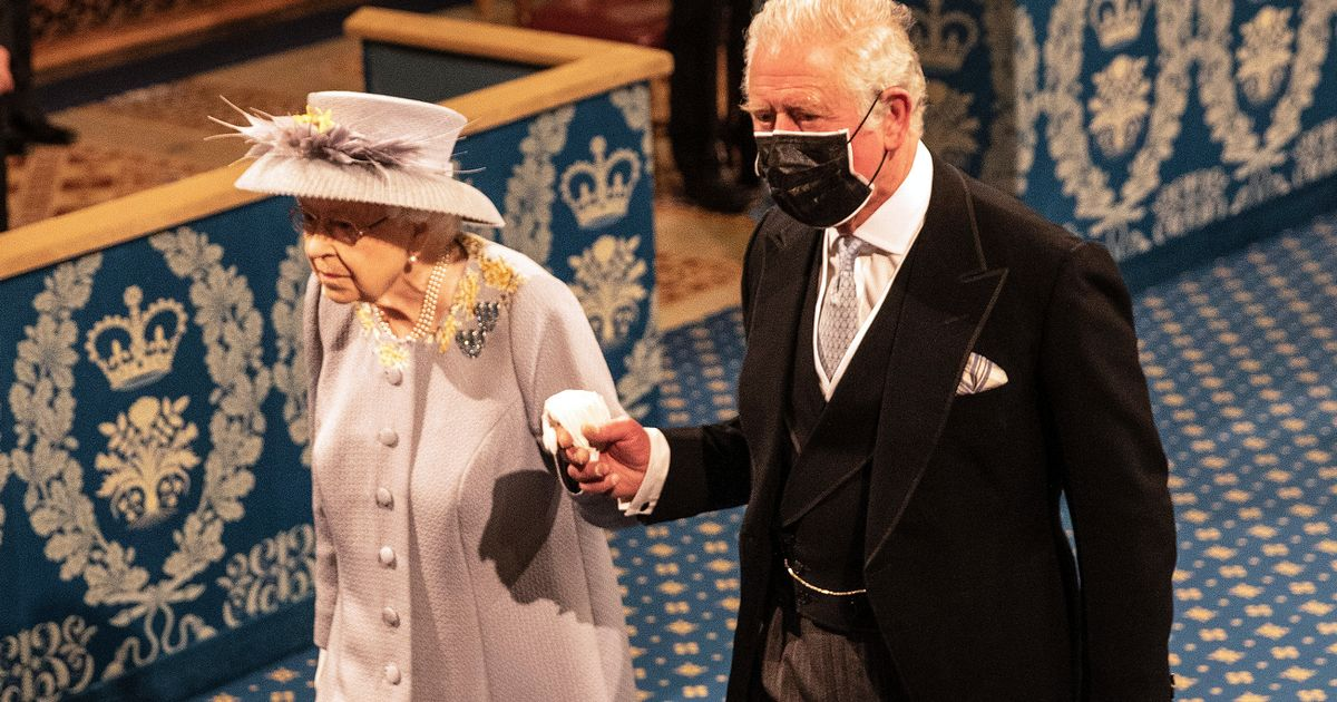 The Queen hailed as flippin' ace by MP