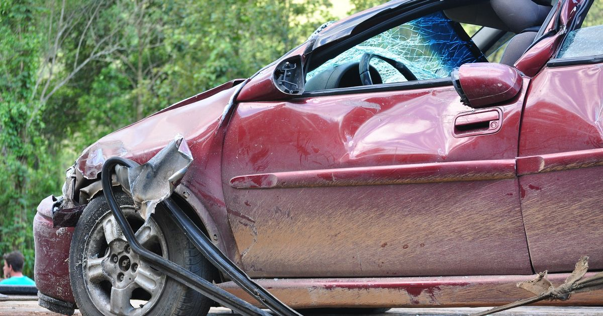The cars least likely to be involved in an accident