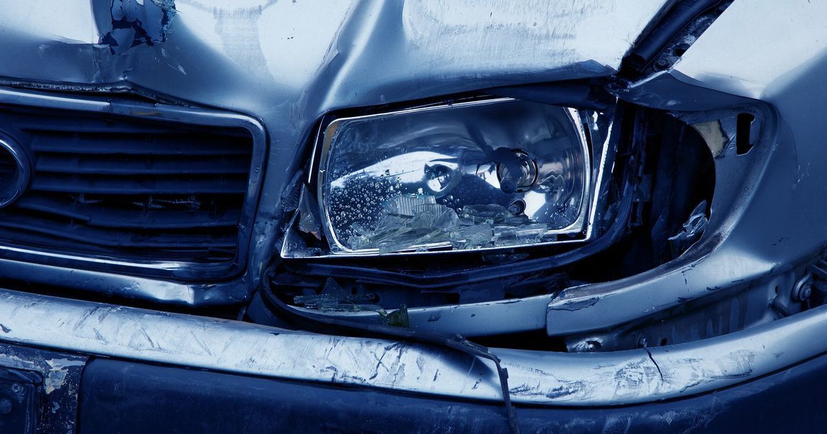 The cars most and least likely to be in an accident