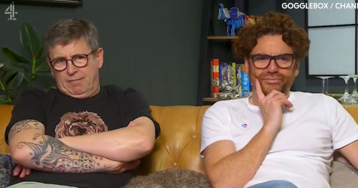 There's an unlikely sex symbol for one Gogglebox star