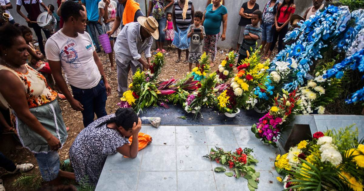 Three times higher than reported: Mexico's Covid death toll estimated at 600,000