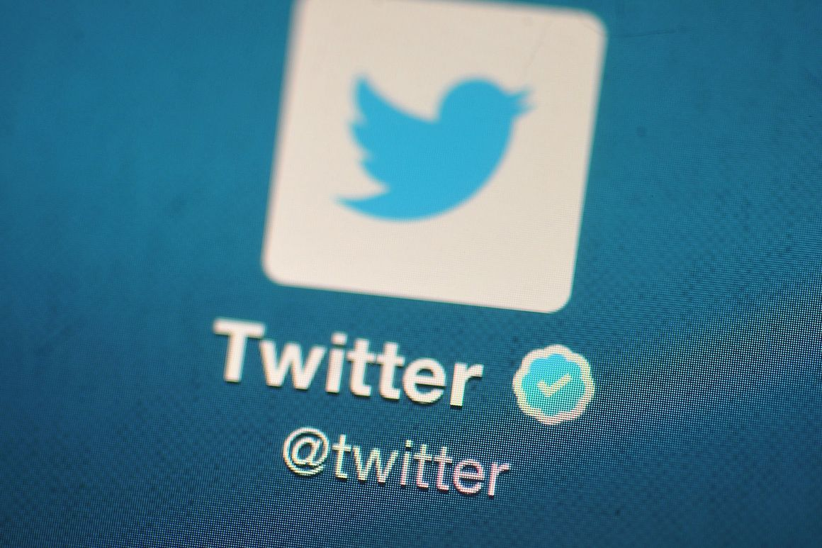 Twitter boots account mimicking Trump's new blog
