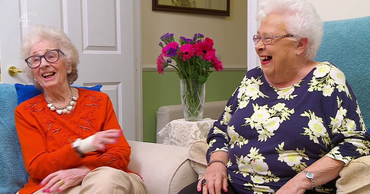Two much-loved faces returned to thrill Gogglebox fans