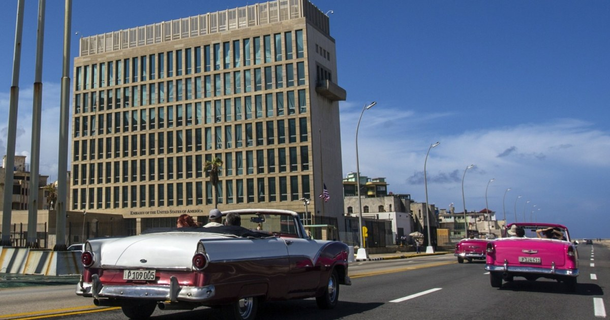 U.S. diplomats call on State Department to acknowledge Havana Syndrome symptoms