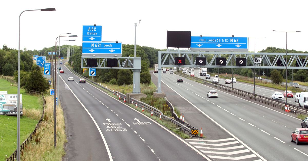 Urgent advice issued for people who are motorway travelling
