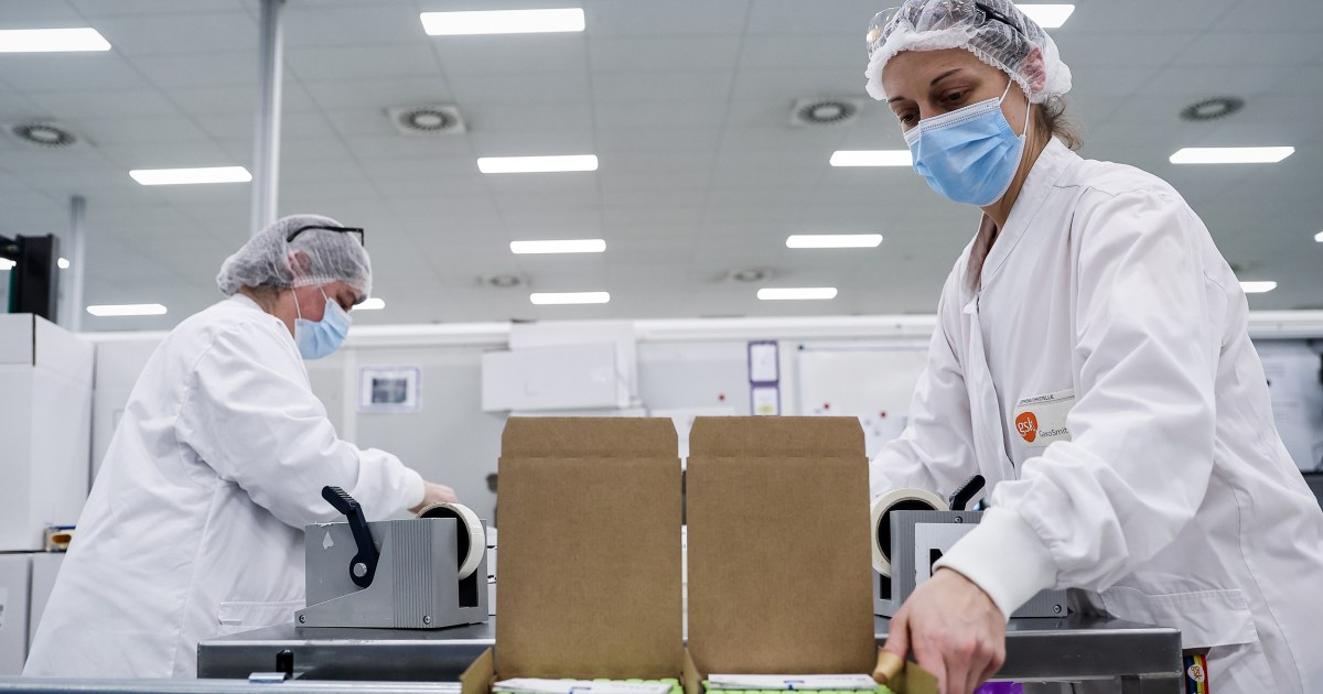 Vaccine from Sanofi and GSK works well in Phase 2 trial, drugmakers say