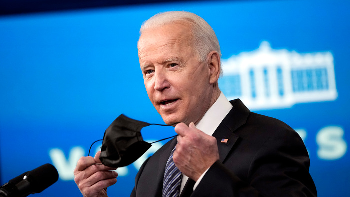 Why Biden's Handling Of The Pandemic Polls Better Than His Overall Approval