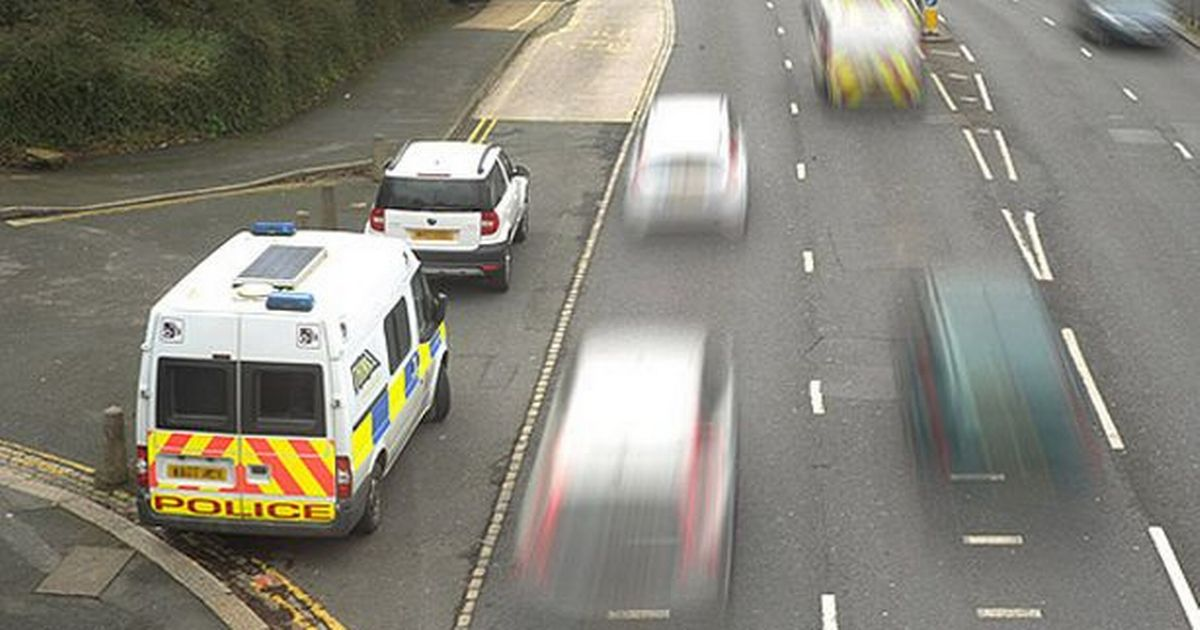 Why speed camera vans don't appear to comply with the law