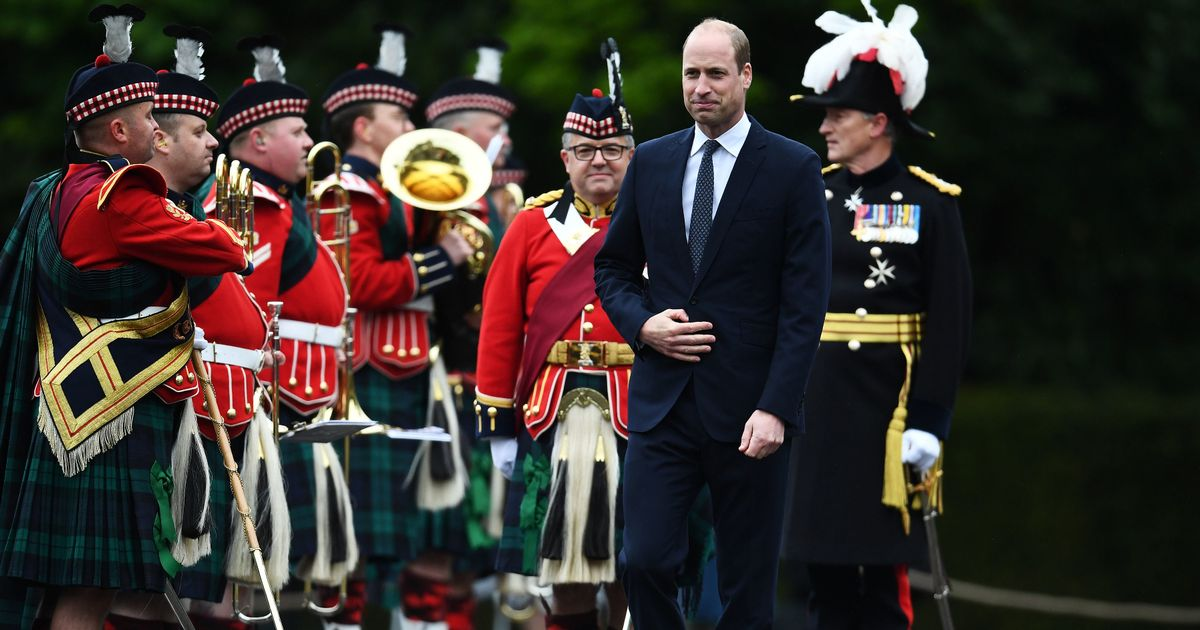 William: Balmoral is source of some of my saddest memories
