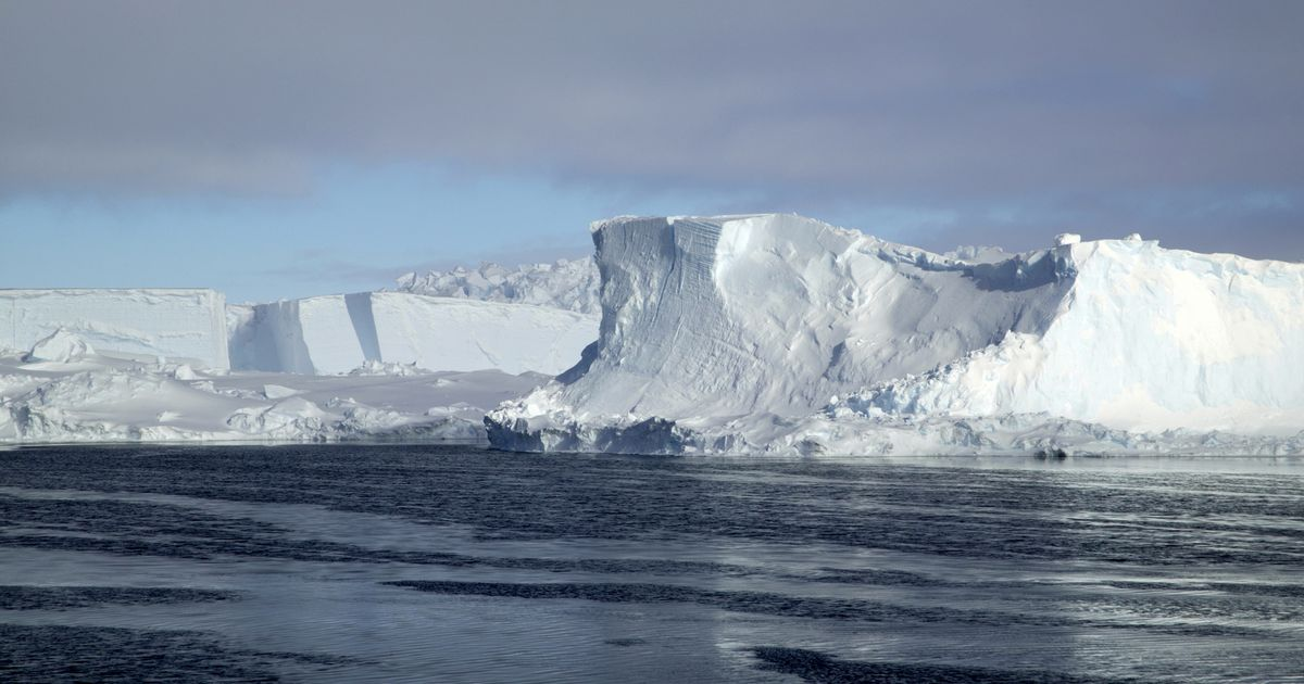World's biggest iceberg that is larger than Majorca breaks away from Antarctica