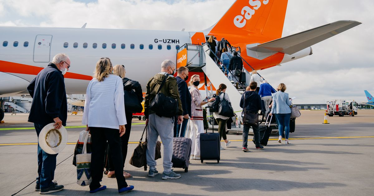 easyJet forced to issue statement after claims its flights are being cancelled