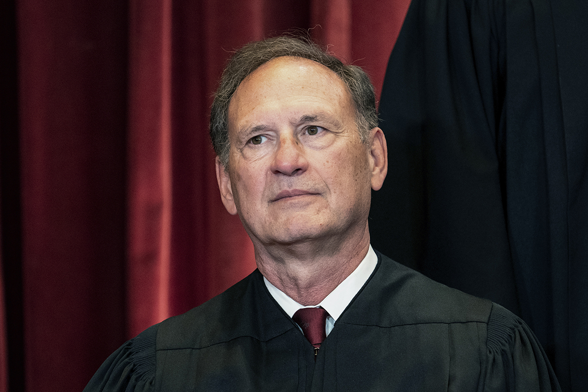 'Alito was just pissed': Trump's Supreme Court breaks down along surprising lines