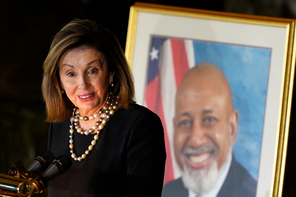 'You don't have to die in your seat': Democrats stress over aging members