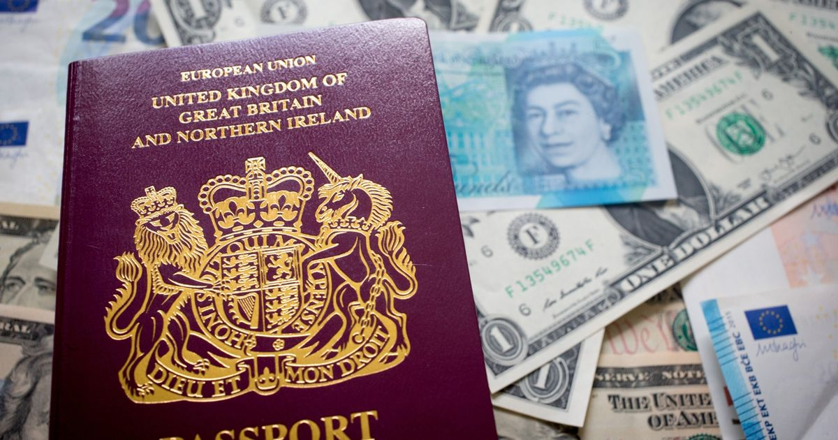 'Danger warnings' may be put on sex offenders' passports and driving licences
