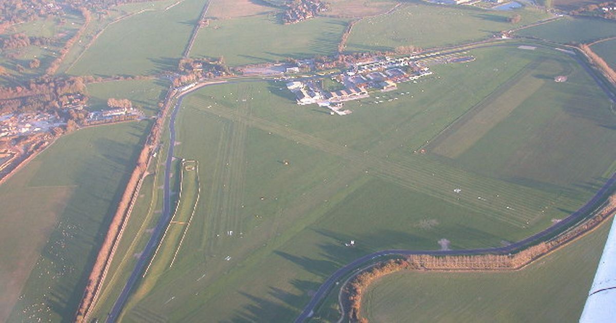 'More than one feared injured' in light aircraft crash at Goodwood Airfield