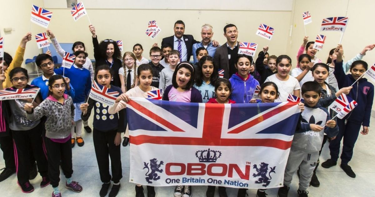 'Patriotic' One Britain One Nation song sparks controversy online