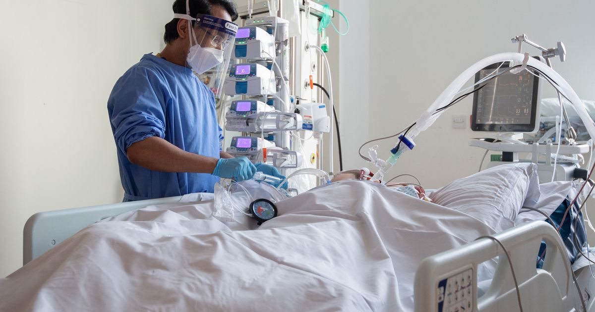 12 hospitals were worried about oxygen delivery during the pandemic