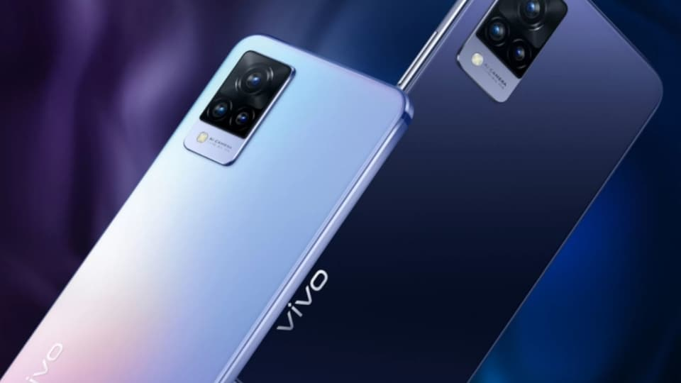 Vivo Y73 Rear Part Shared By A Company Official