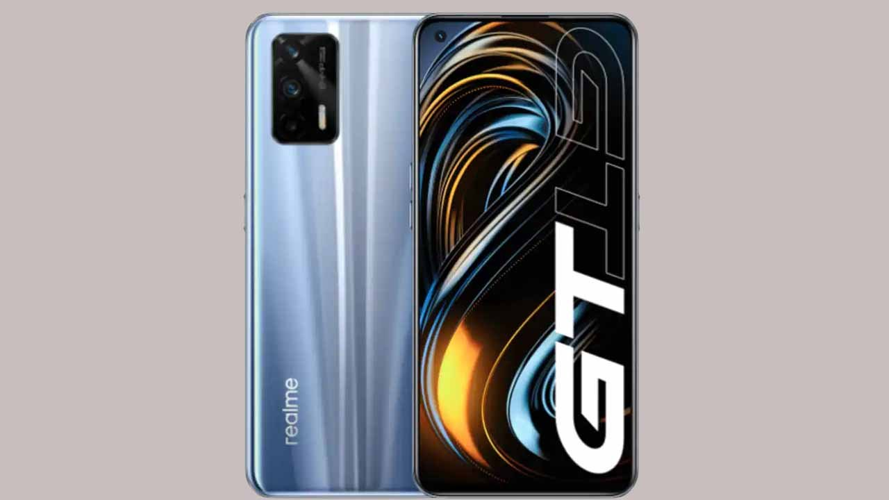 Realme GT 5G's Global Launch Date Has Been Announced
