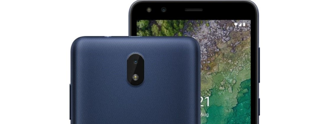 Nokia Launches C01 Plus, Entry-Level Phone With Android 11 Go