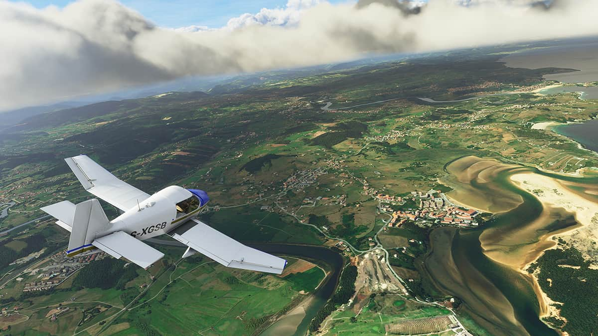 Microsoft Flight Simulator Is Coming To Xbox Series X And S
