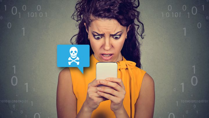 Be careful with the SMS from your bank CaixaBank, Santander