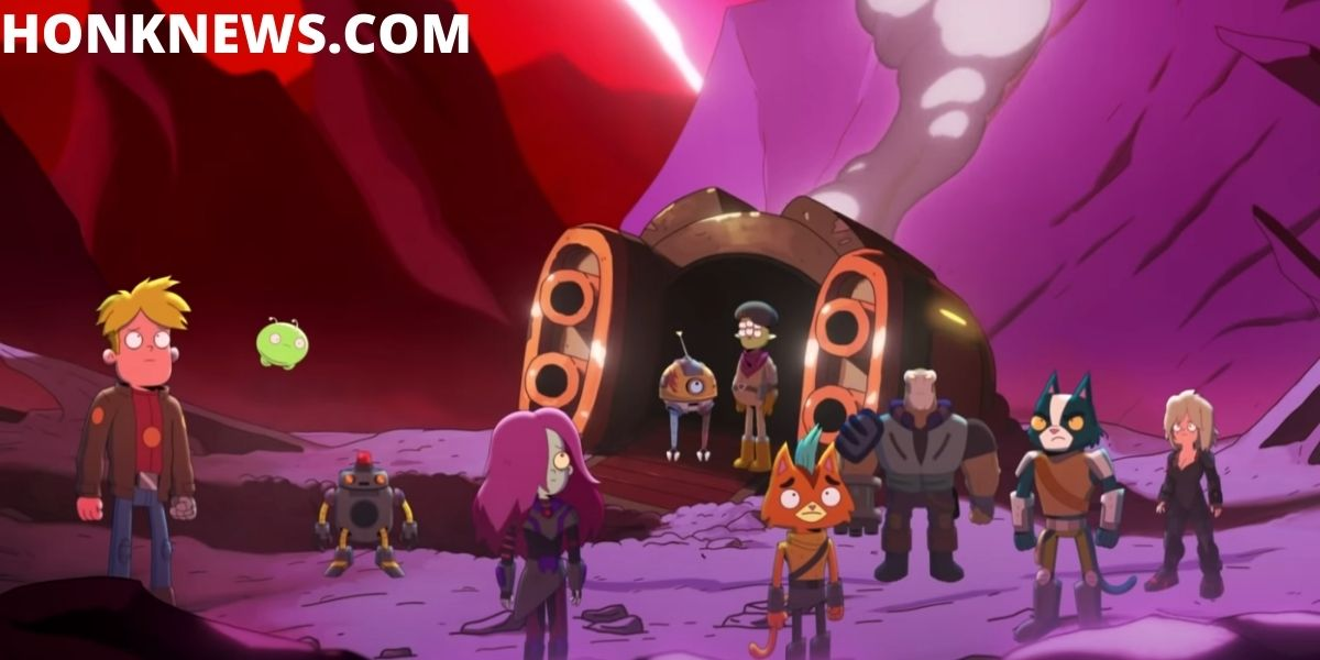 Final Space Season 3: Let us know more