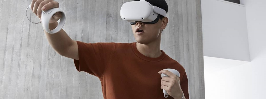 Facebook Tests Virtual Reality Ads With Oculus
