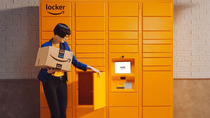 Amazon Locker, Or How To Collect Your Orders Away From Home On Prime Day 2021