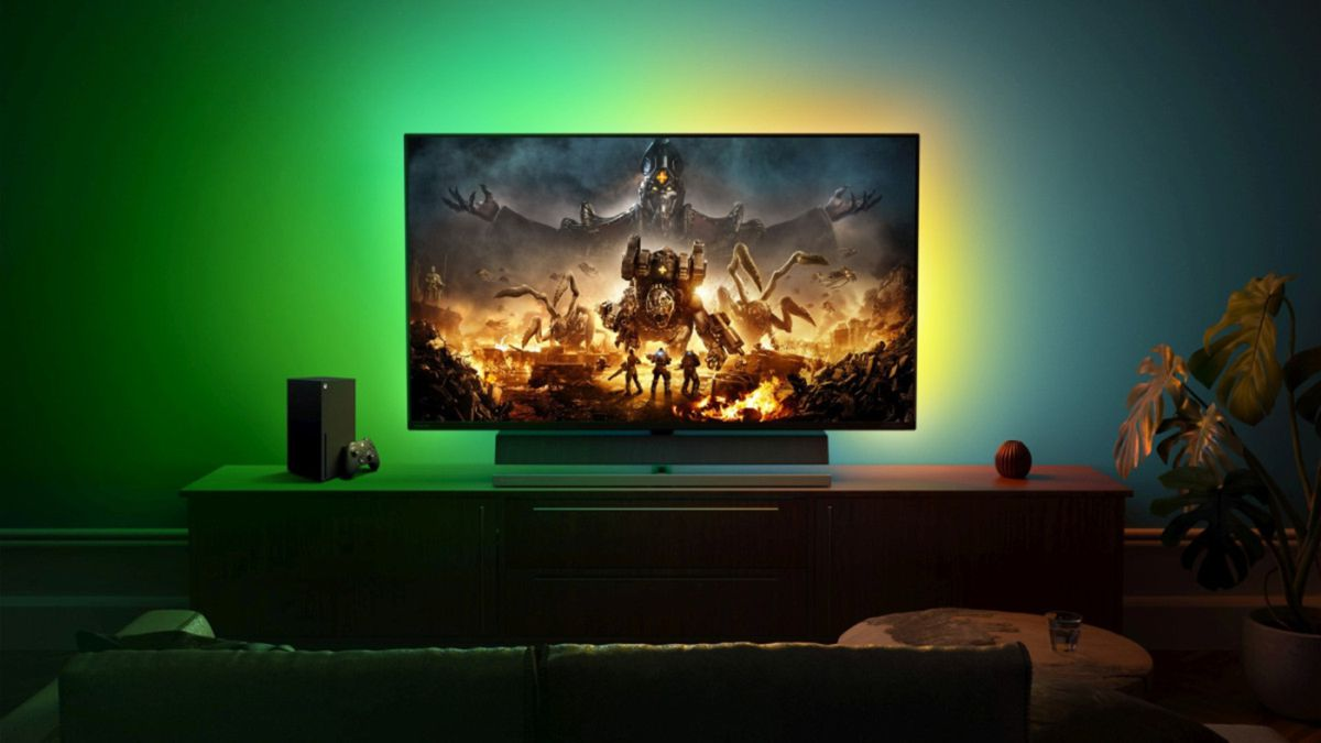 So Are The New Televisions And Monitors To Squeeze Xbox Series X   S