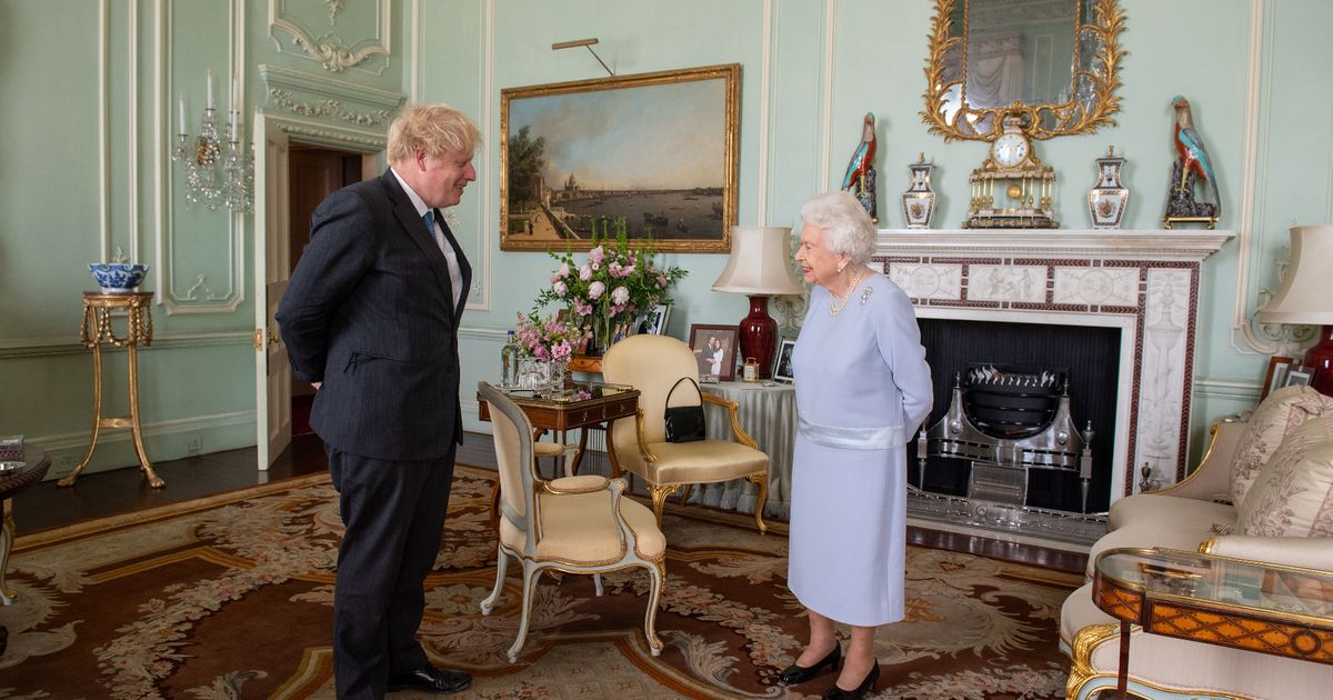 Boris Johnson 'tried to meet the Queen in person' at the start of first wave