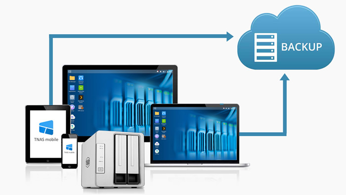NAS for Professionals in Small Office 1