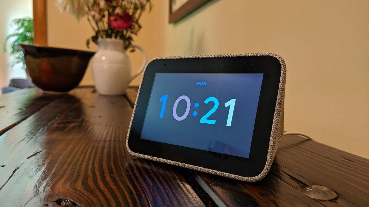 Smart Clock 2 : Lenovo Introduced The New Smart Watch!