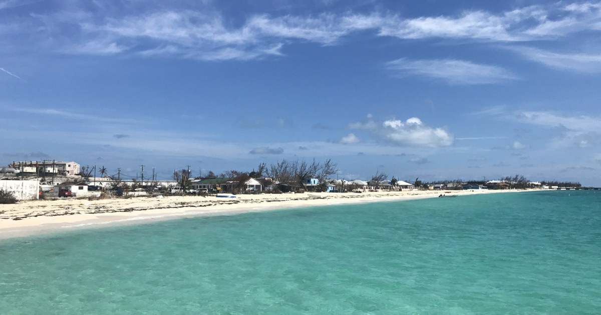 20 people found dead on boat drifting in Turks and Caicos
