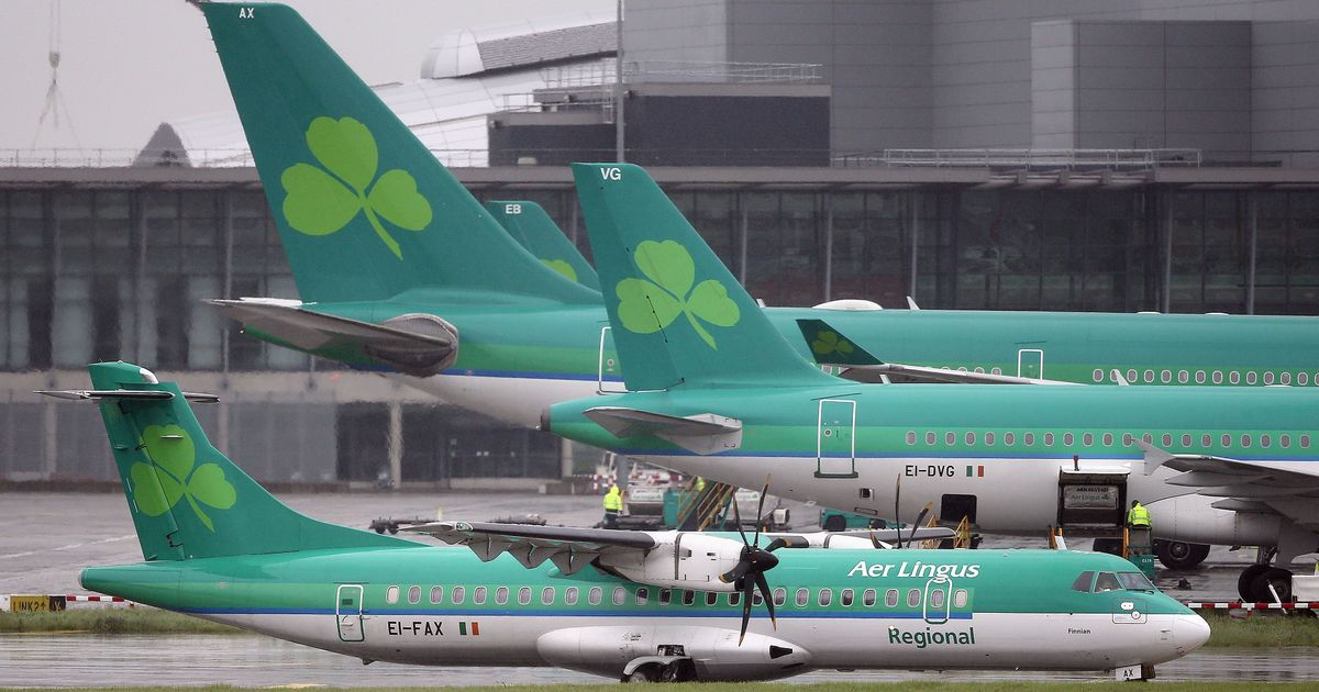 Aer Lingus to operate UK links hit by Stobart Air collapse