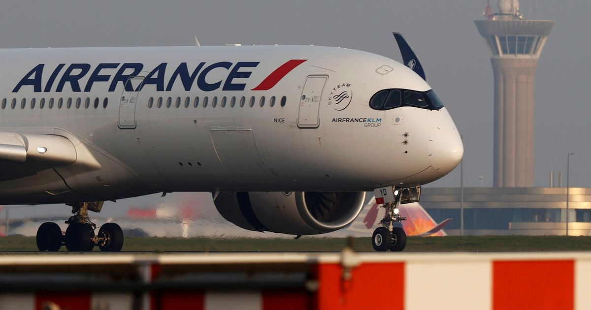 Air France flight evacuated after anonymous caller reports fake explosive device