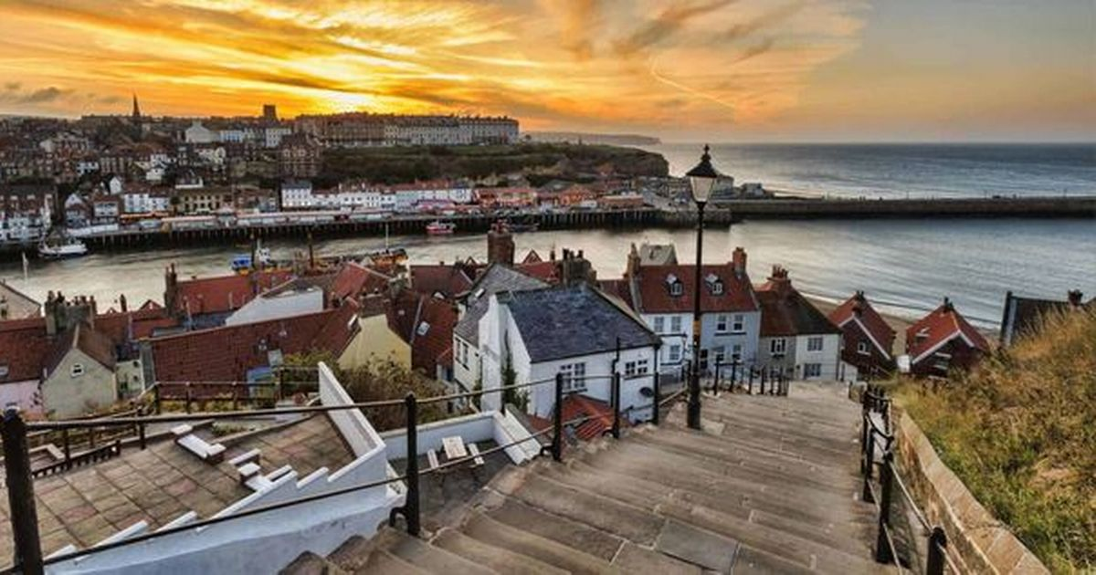 Angry reviewer says Whitby's historic 199 steps needs a chairlift