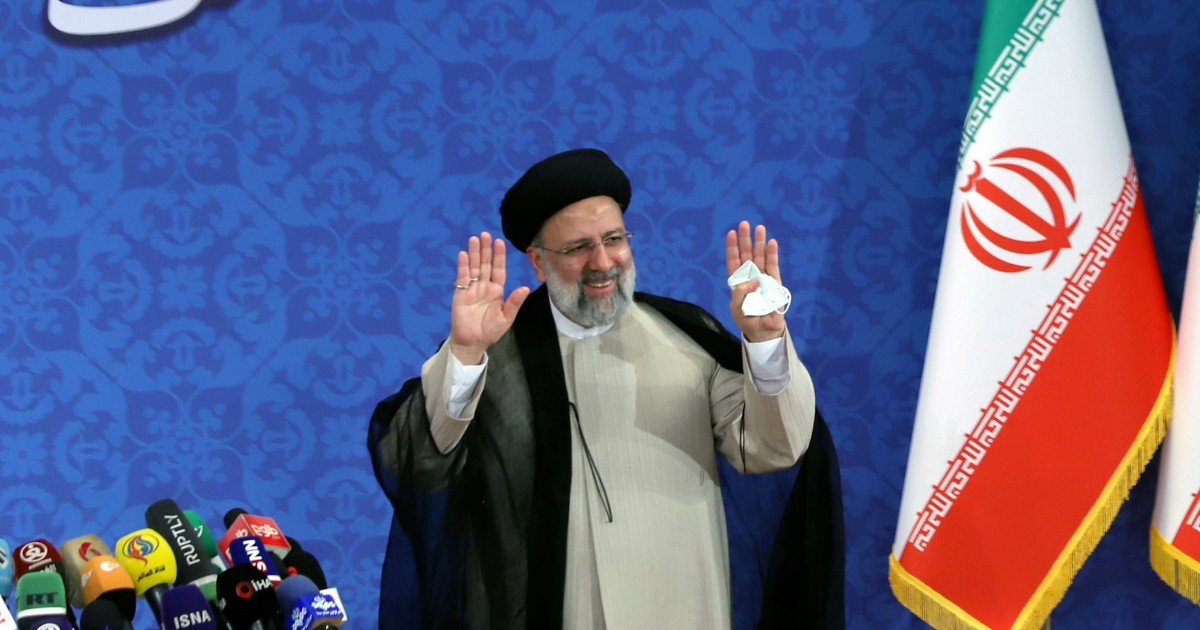 Beset by sanctions and succession fears, Iran's hard-liners 'engineer' a win to tighten grip