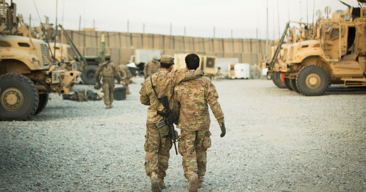 Biden gives green light to evacuating Afghans who worked with U.S.